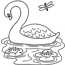 Barbie of Swan Lake Coloring Printable 2