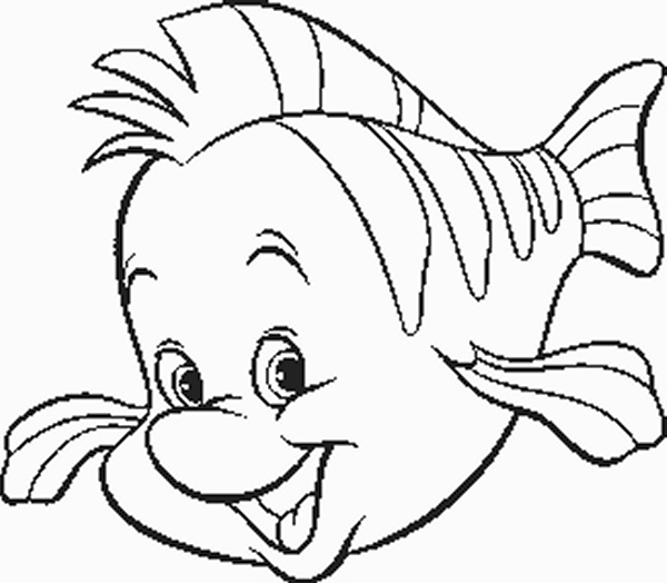 Disney Printable Coloring Pages 7