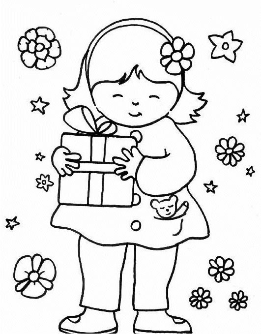 10 best images about coloring pages on pinterest coloring kids - Coloring Pictures Of Kids