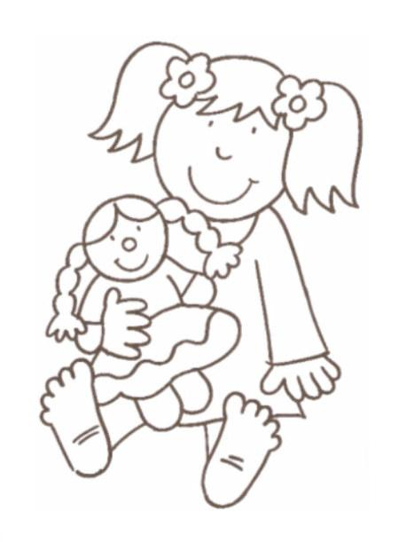 Printable Coloring Pages For Girls 7